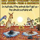 Aussie Moment - Australian Climate by iancoate