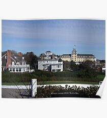 BEAUTIFUL WATCH HILL, RHODE ISLAND Poster