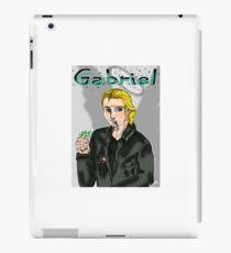 Gabriel the Trickster iPad Case/Skin