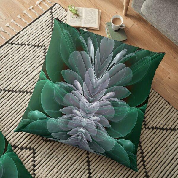Sea Flower Floor Pillow