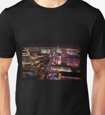 The Strip North - Las Vegas NV T-Shirt