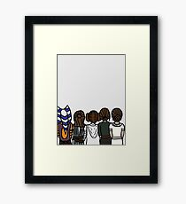 Ladies of SW Framed Print