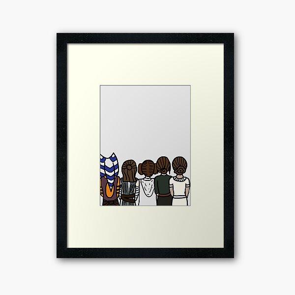 Ladies of SW Framed Art Print