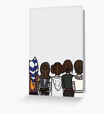 Ladies of SW Greeting Card