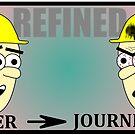 Helper to Journeyman by boydanimation