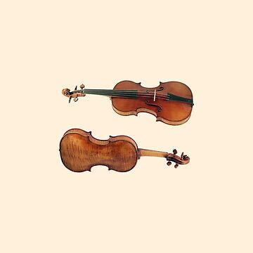 Violin Musician Symphony Orchestra by closeddoor