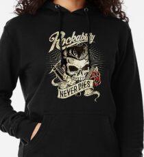 Rockabilly Never Dies Lightweight Hoodie