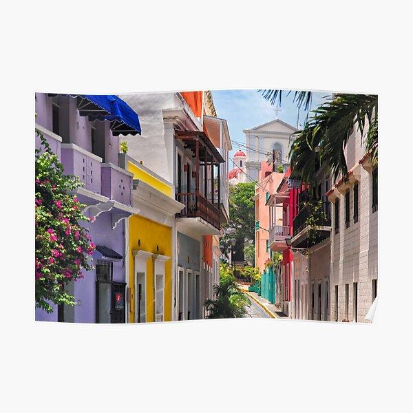 Puerto Rico. Póster