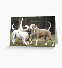 It's MY Rope! Greeting Card