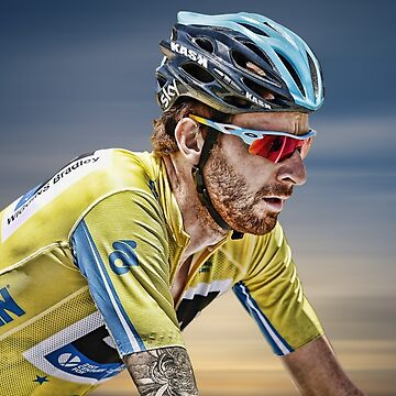 Bradley Wiggins by StephenJSmith