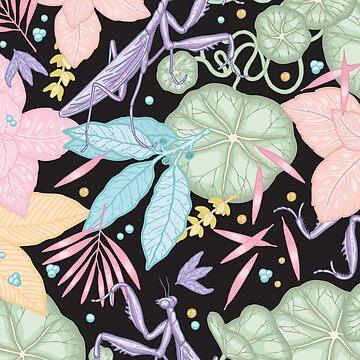 Pastel dreams by smalldrawing