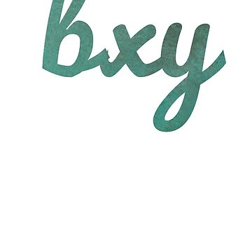 BXY in verdigris by hippocra-tees