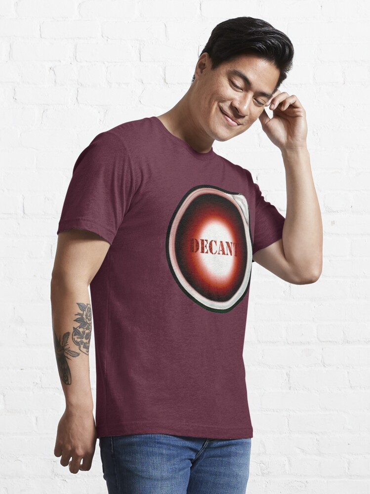 Alternate view of Decant Essential T-Shirt