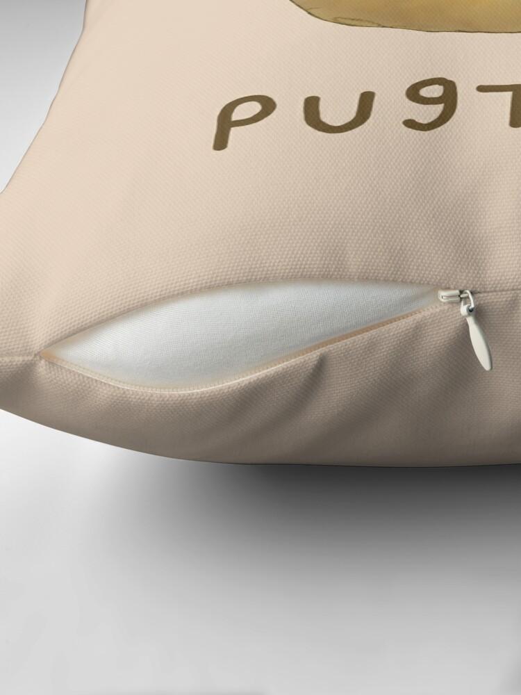 Alternate view of Pugtato Floor Pillow