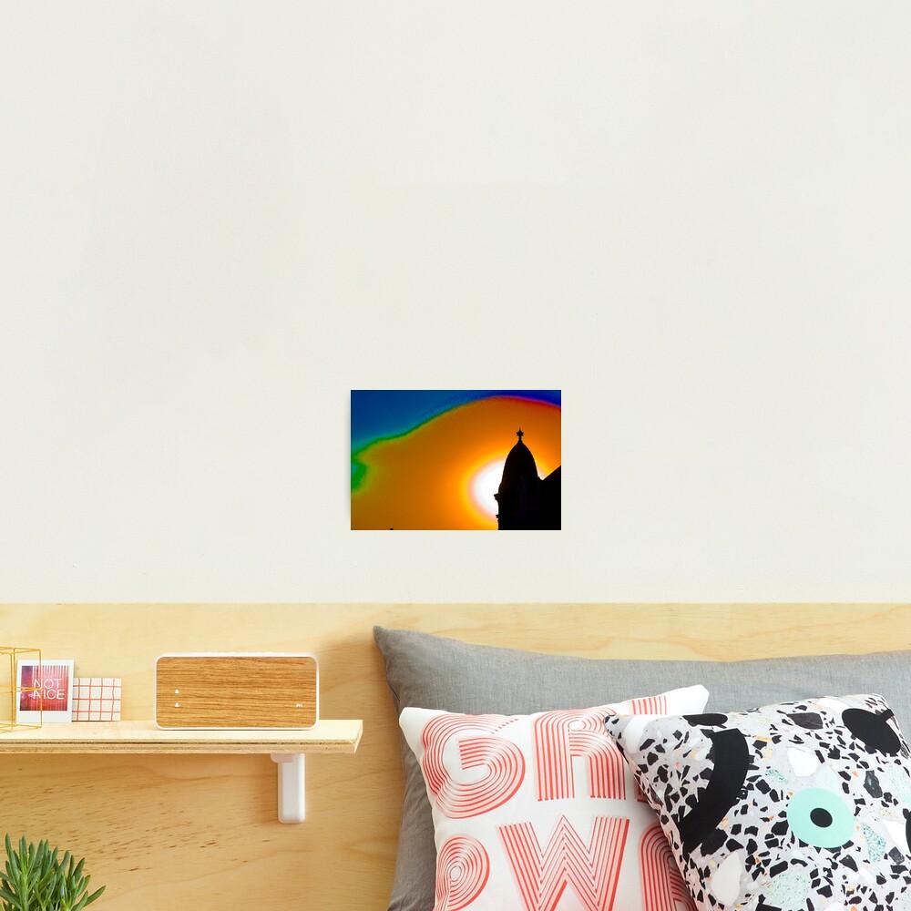 Cheyenne Sunrise Photographic Print