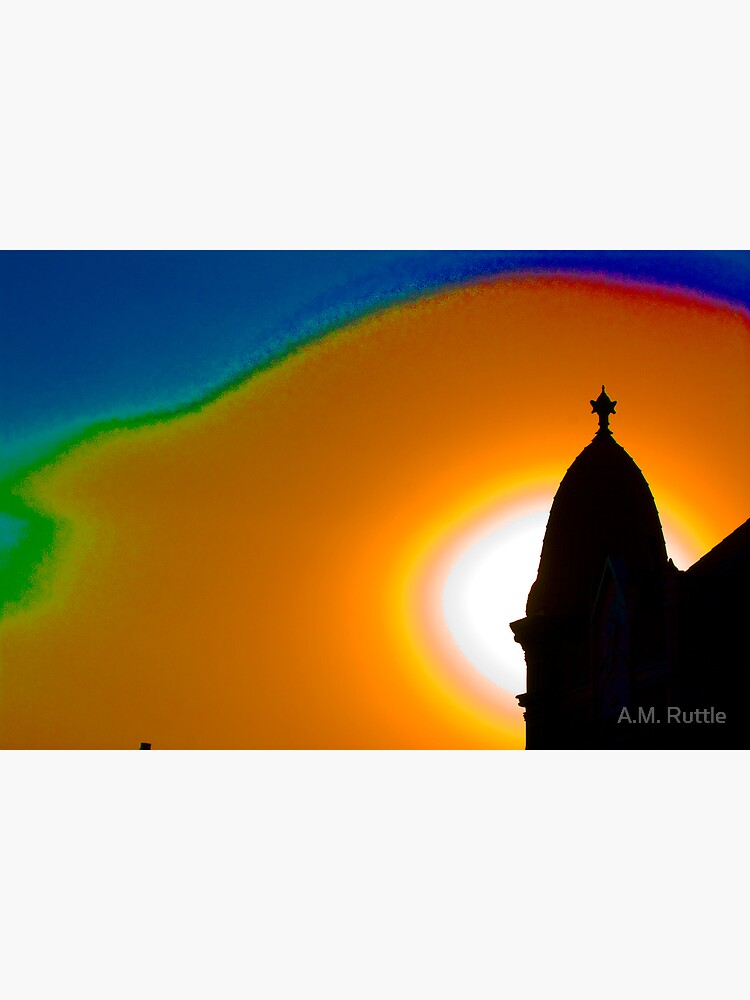 Cheyenne Sunrise by annruttle