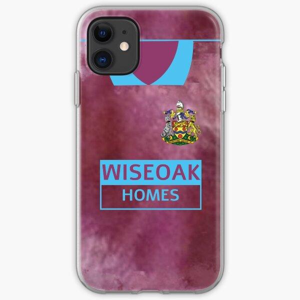 Maidstone United 1989-90 Away Shirt iPhone Soft Case