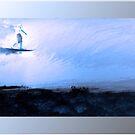 Silver Surfer II by kevin smith  skystudiohawaii