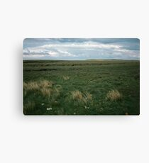 Wadsworth Moor West Yorkshire England 19840603 0058m Canvas Print