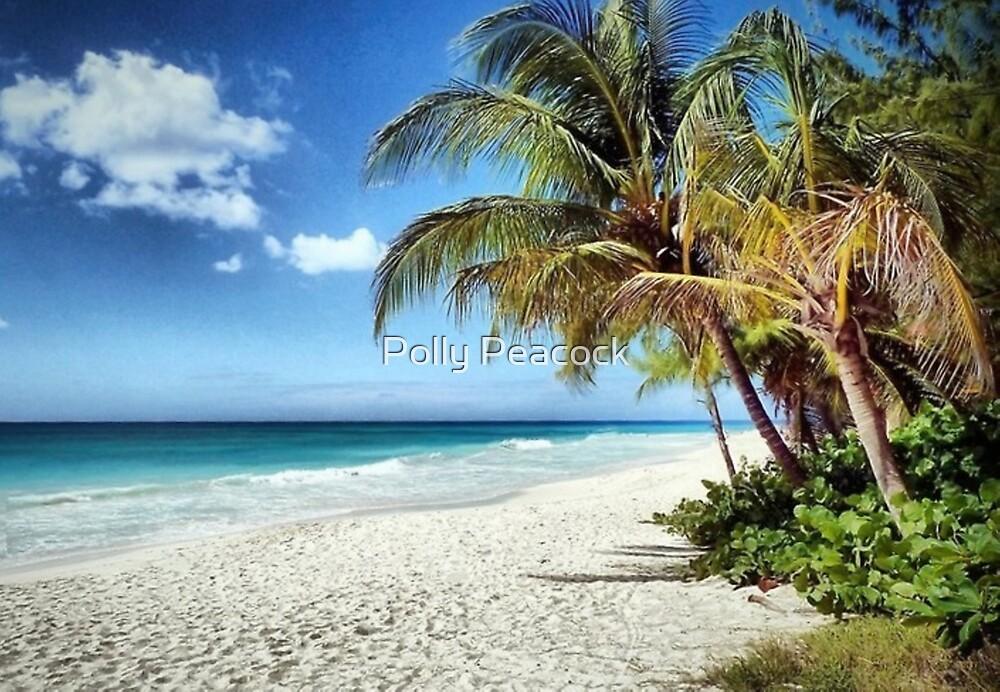 Maxwell Beach, Barbados by Polly Peacock