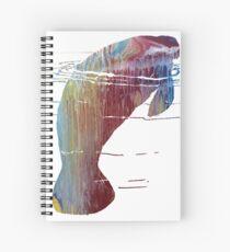 Manatee  Spiral Notebook