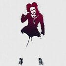 BenDeLaCreme as Goth Kitty by RikDrawsThings