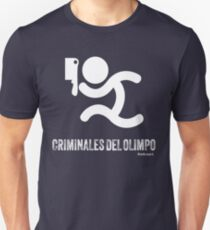 CAMISETAS Y SUDADERAS ASESINO EN SERIE (M2) Camiseta ajustada