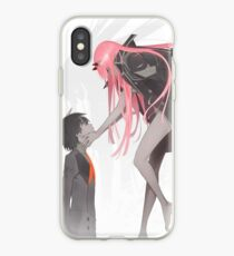 Darling in the Franxx iPhone Case