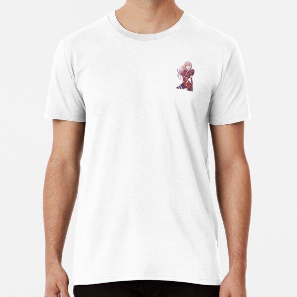 Cero dos Camiseta premium