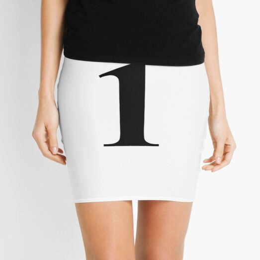 one, some, someone, first, top, former, maiden, opening, Mini Skirt