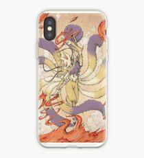 Nine Tailed Fox iPhone Case