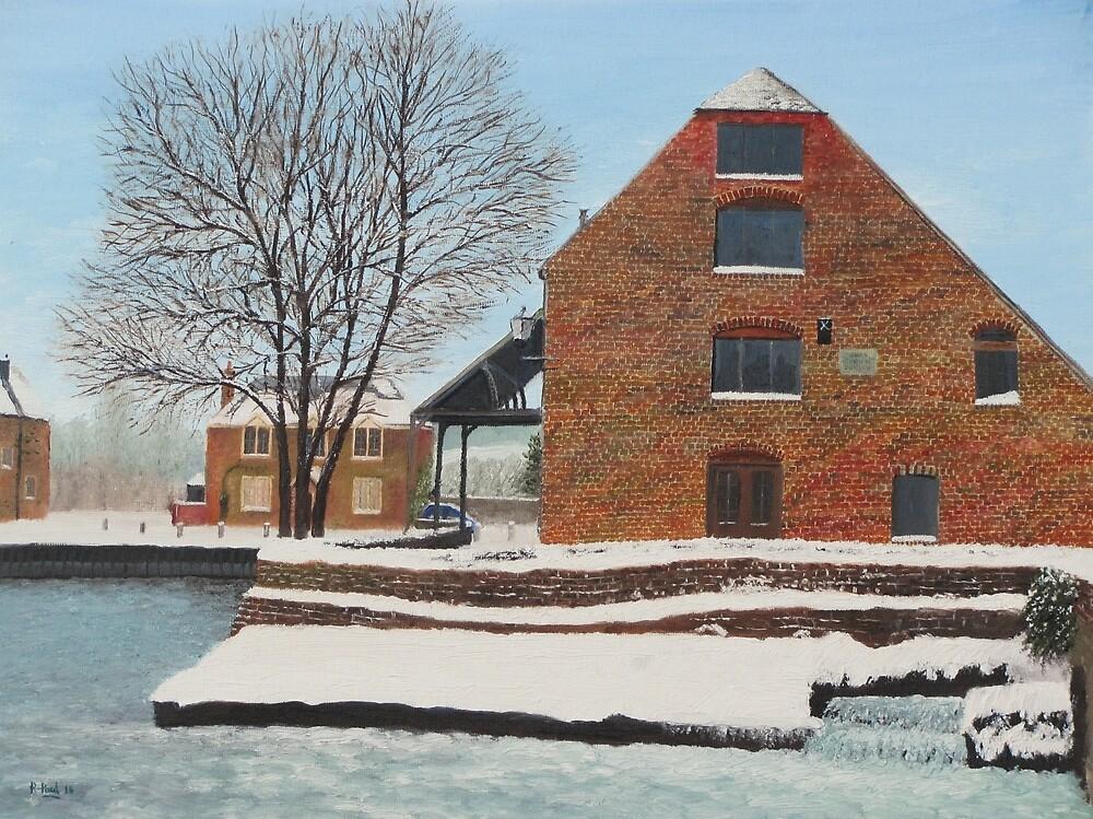 Sadler's Mill, Romsey by Richard Paul