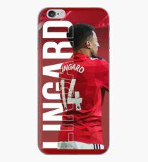Jesse Lingard of Manchester United Wakanda forever Celebration  iPhone Case