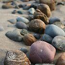 Rocks in Rosslare by Michelle Mc Goff