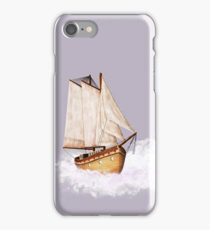 Hi-Sky trip T-SHIRT iPhone Case/Skin