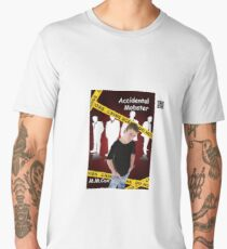 Accidental Mobster by M.M. Cox Men's Premium T-Shirt