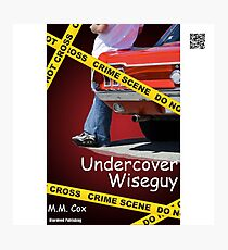 Undercover Wiseguy by M.M. Cox Photographic Print