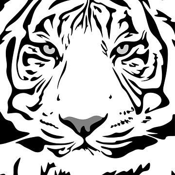 White Tiger  by FilmFactoryRayz