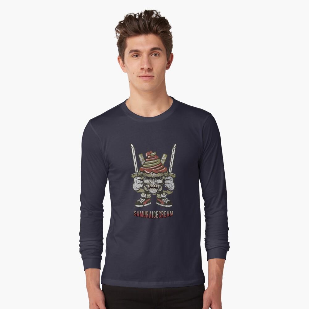 Samuraiscream Langarmshirt