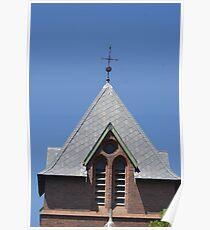Church Tower Menangle Poster