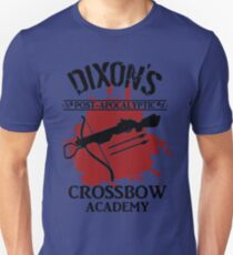 DIXON'S POST-APOCALYPTIC CROSSBOW ACADEMY T-Shirt