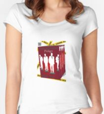 Teen Mobster Trilogy by M.M. Cox Women's Fitted Scoop T-Shirt