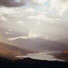 Columbia Gorge from McCall Point by Steven Newton