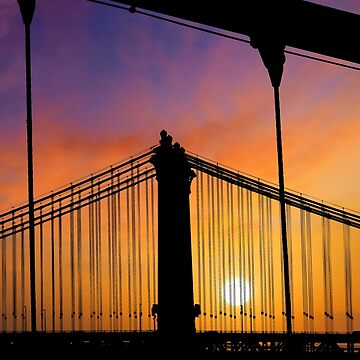 New York Sunset 9 by alex4444