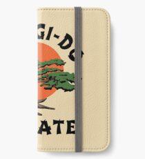 MIYAGI-DO - KARATE KINDER iPhone Flip-Case/Hülle/Skin