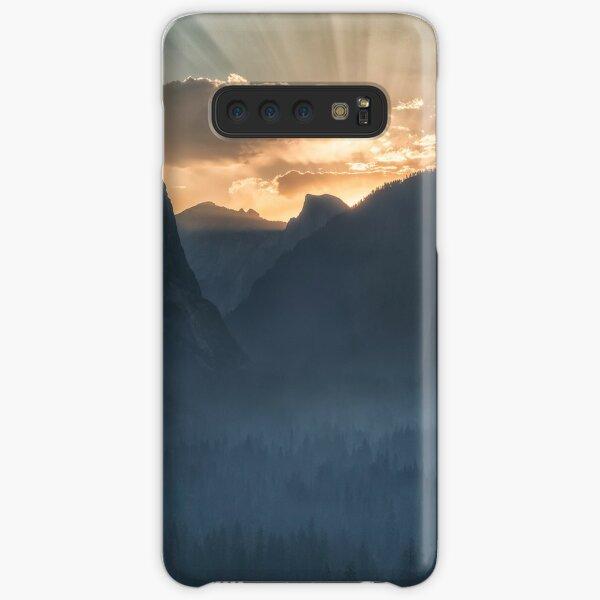 Yosemite Valley Samsung Galaxy Snap Case