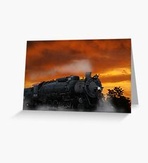Frisco 1519 Greeting Card