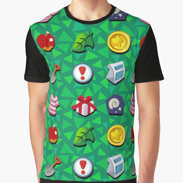 Animal Crossing- Full Pockets Graphic T-Shirt
