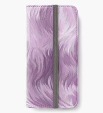 Abstract Background. Bright artistic splashes iPhone Wallet/Case/Skin