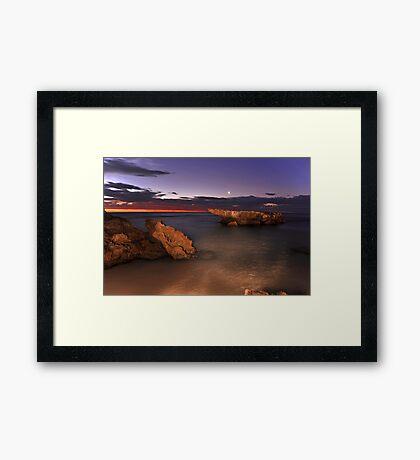 Trigg Beach  Framed Print